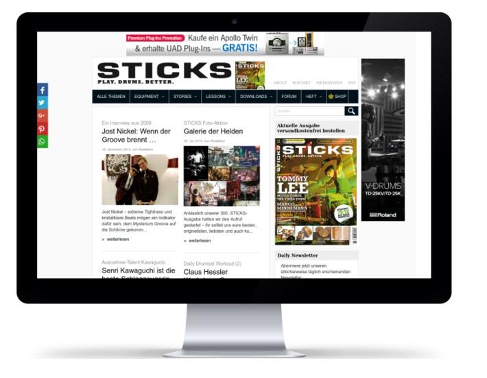 STicks-Online