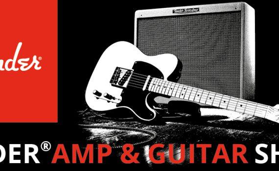 Fender Amp & Guitar Show