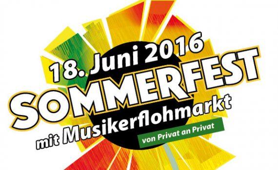 JustMusic Sommerfest 2016