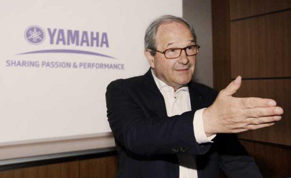 homas Schöpe, Präsident der Yamaha Music Europe GmbH und Executive Officer der Yamaha Corporation