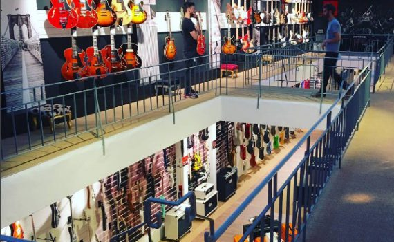 new store in Gent in Belgium