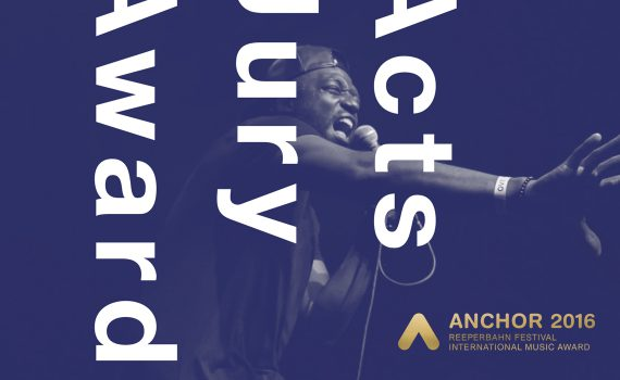 Anchor Award 2016