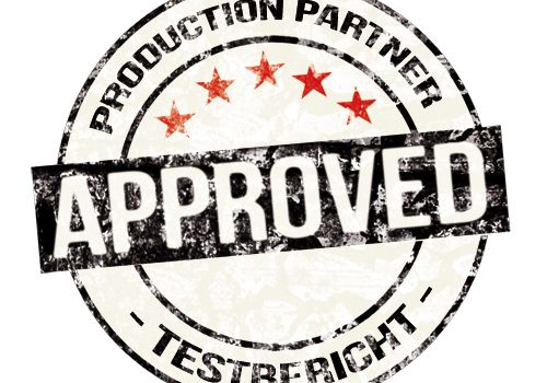 Approved Stempel