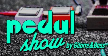 Pedal Show Logo