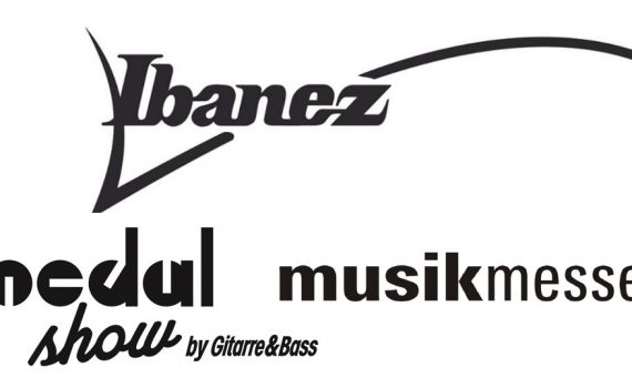 Ibanez Musikmesse Pedal Show