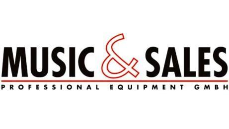 Music & Sales Logo