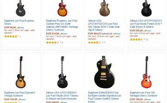 Amazon Gibson