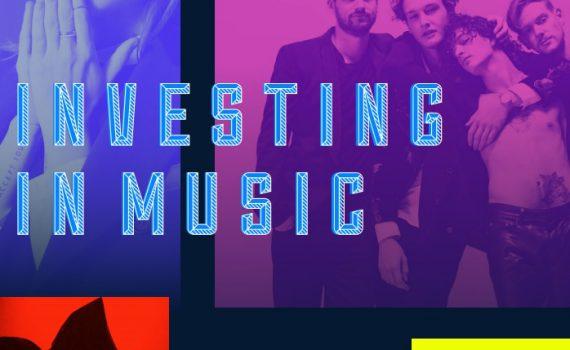 """Neuauflage des internationalen Branchenreports """"Investing in Music"""":"""