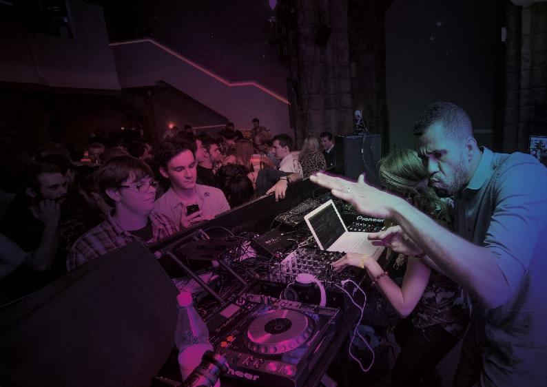 Electronic Music Production für DJs, Tüftler und musikalische Allrounder