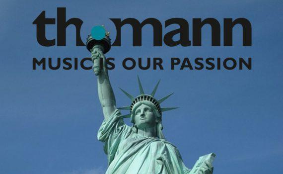 Thomann goes USA