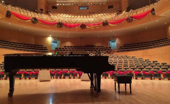 Konzerthaus von Pixabay
