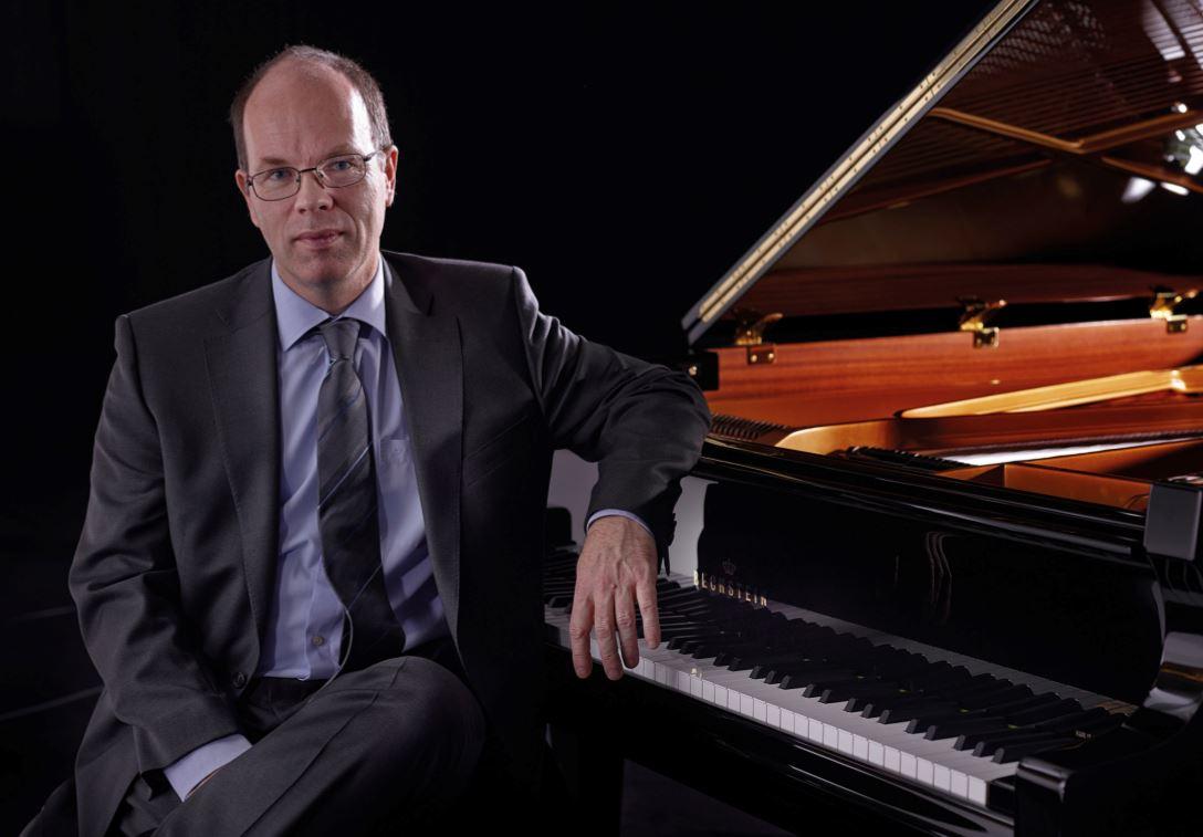 C.Bechstein CEO Stefan Freymuth