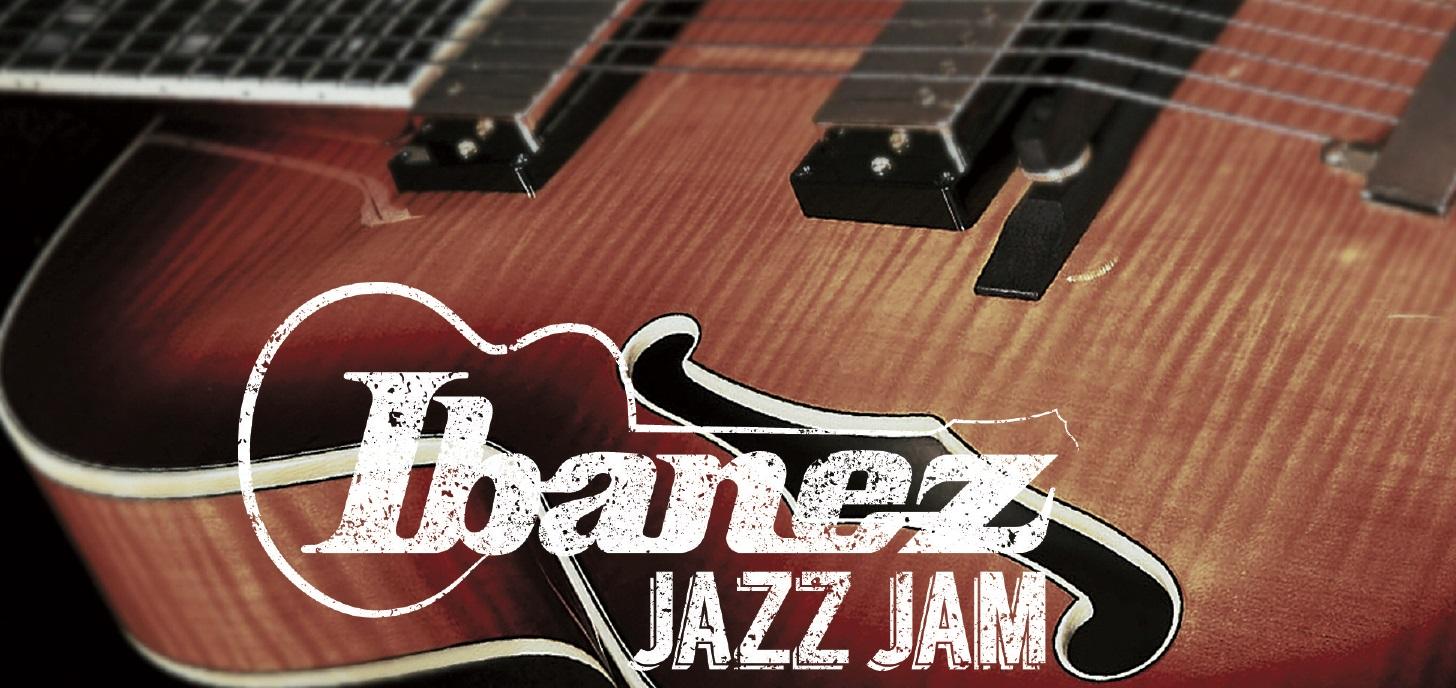 Ibanez Jazz Jam Logo