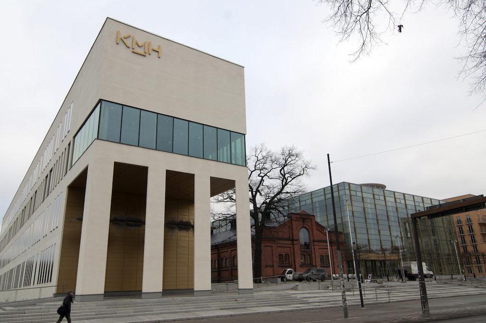 Ausbildung mit stage tec an der k niglichen for Stockholm veranstaltungen
