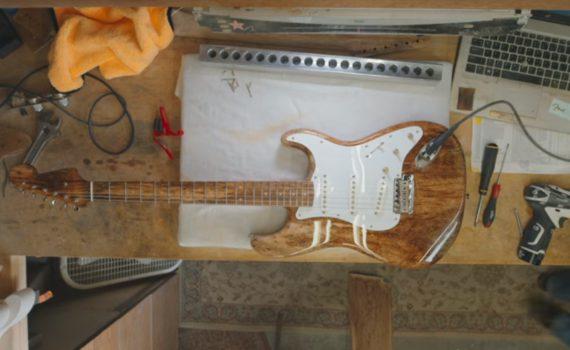 Fender Agave Strat