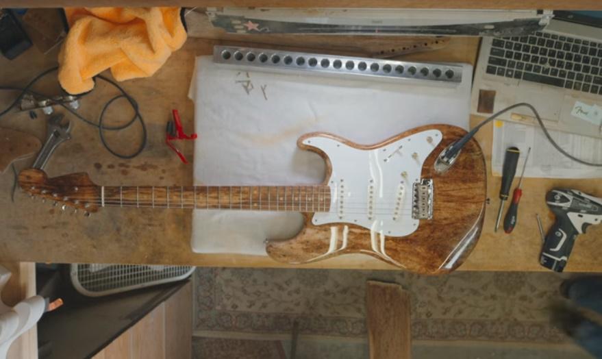 Fender und Jose Cuervo präsentieren die Cuervo x Fender Agave ...