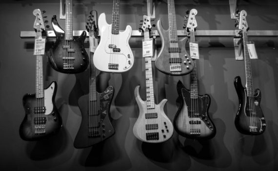 Musikalienhandel geschäft store music