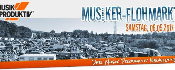 Musikerflohmarkt bei Musik Produktiv