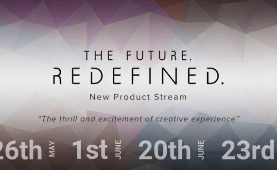 The Future. Redefined. New Product Stream
