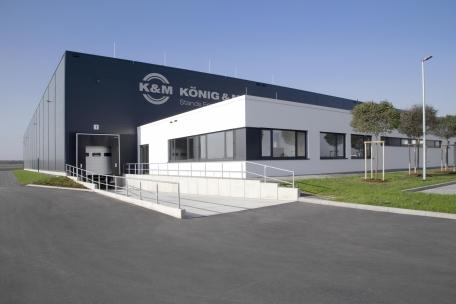 Neues Logistikzentrum in Betrieb genommen