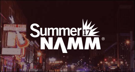 Summer NAmm 2017