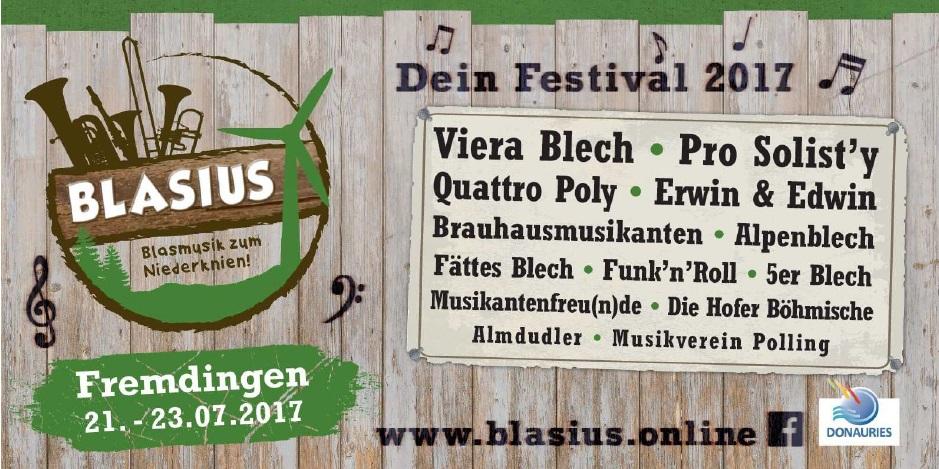 Blasius Festival
