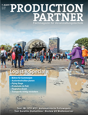 Production Partner Ausgabe