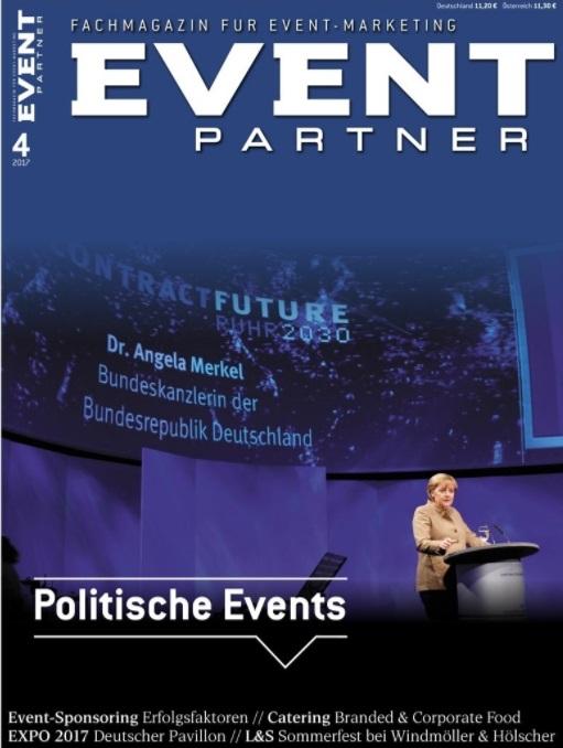 Event Partner Ausgabe