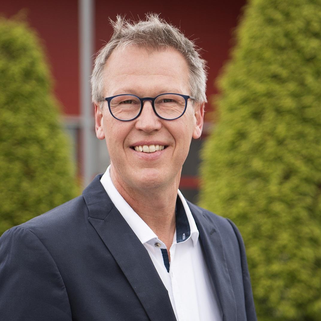Gründer und Geschäftsführer Klaus Hünteler