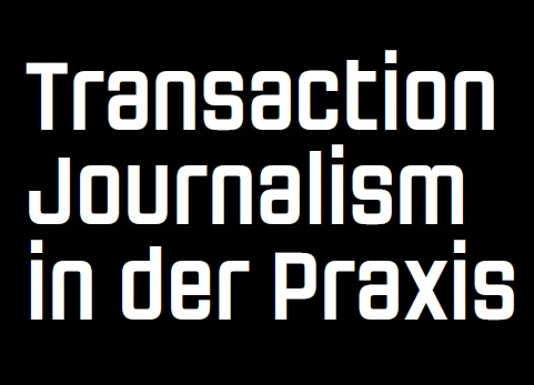 Transaction Editor