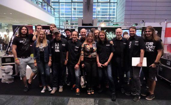 Guitar Summit Team