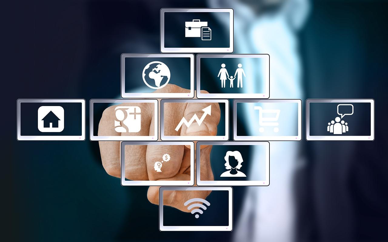 Wirtschaft Digitalisierung