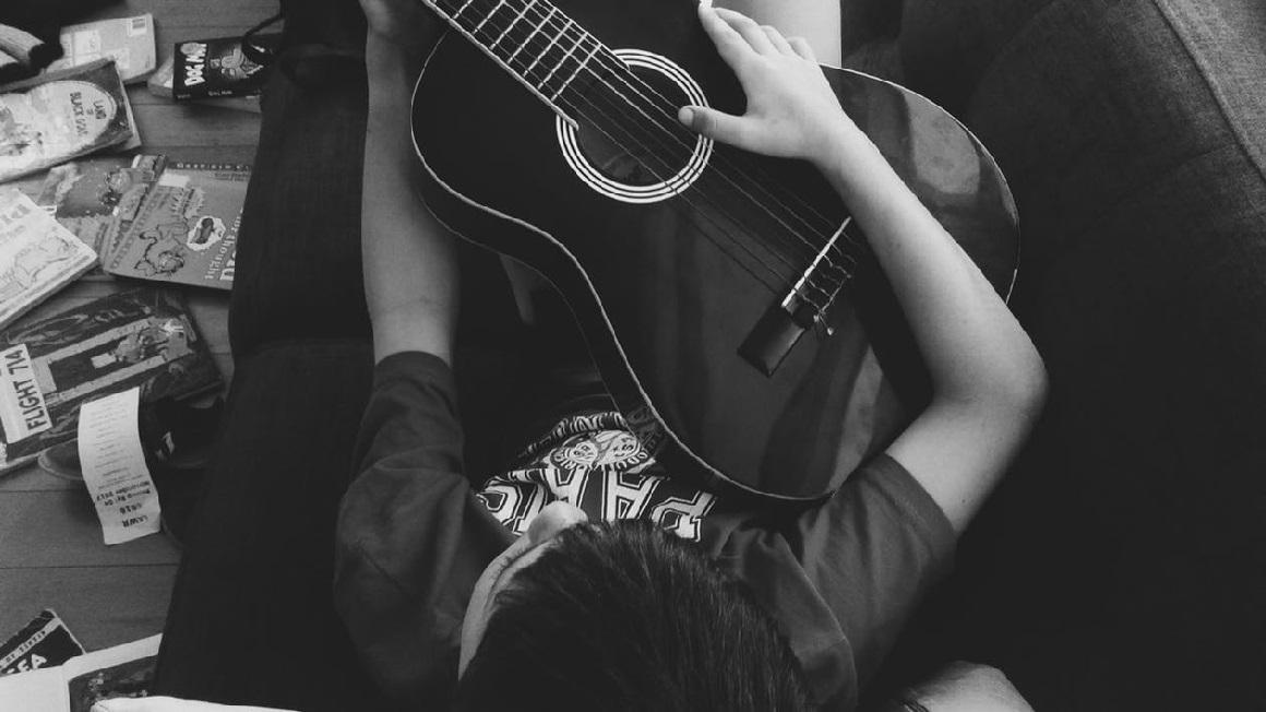 Band Musik Kind