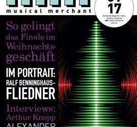Musical Merchant Website