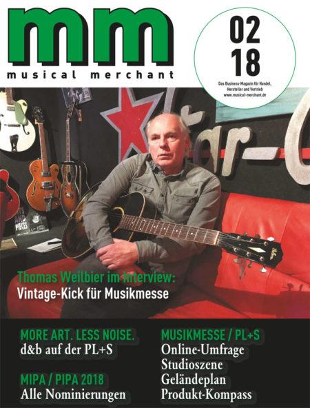 Musical Merchant 02-18