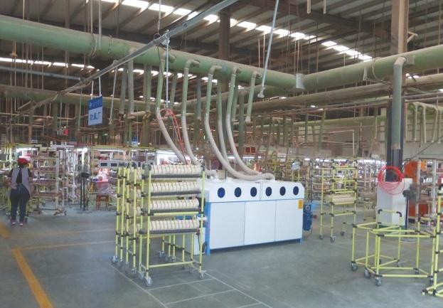 CNC-Maschine und ein optimierter Workflow