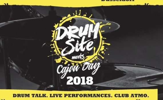 Drumsite 2018 Banner