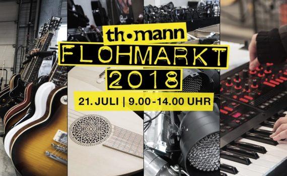 Thomann Flohmarkt