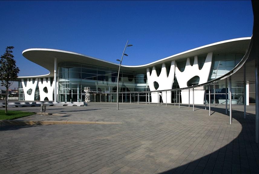 Die Gran Via verbindet Architektur mit Funktionalität.