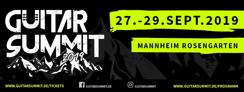 Guitar Summit banner 2019