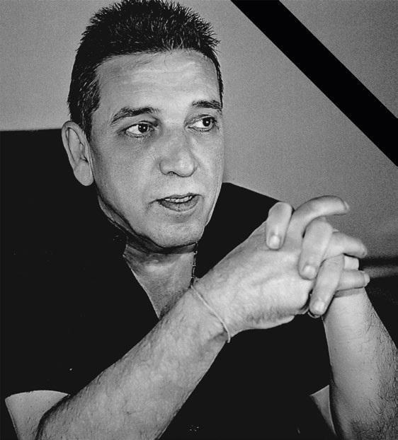 Hermann Vega Savon * 06.12.1954 † 23.10.2018