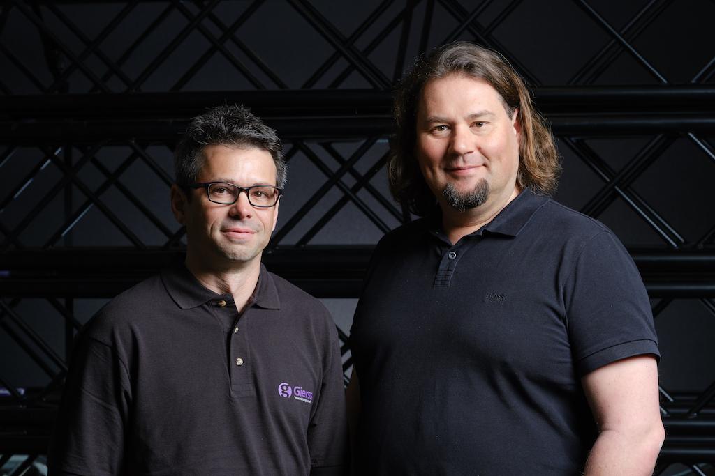 Florian Rapp (l.) und Mathias Brugger
