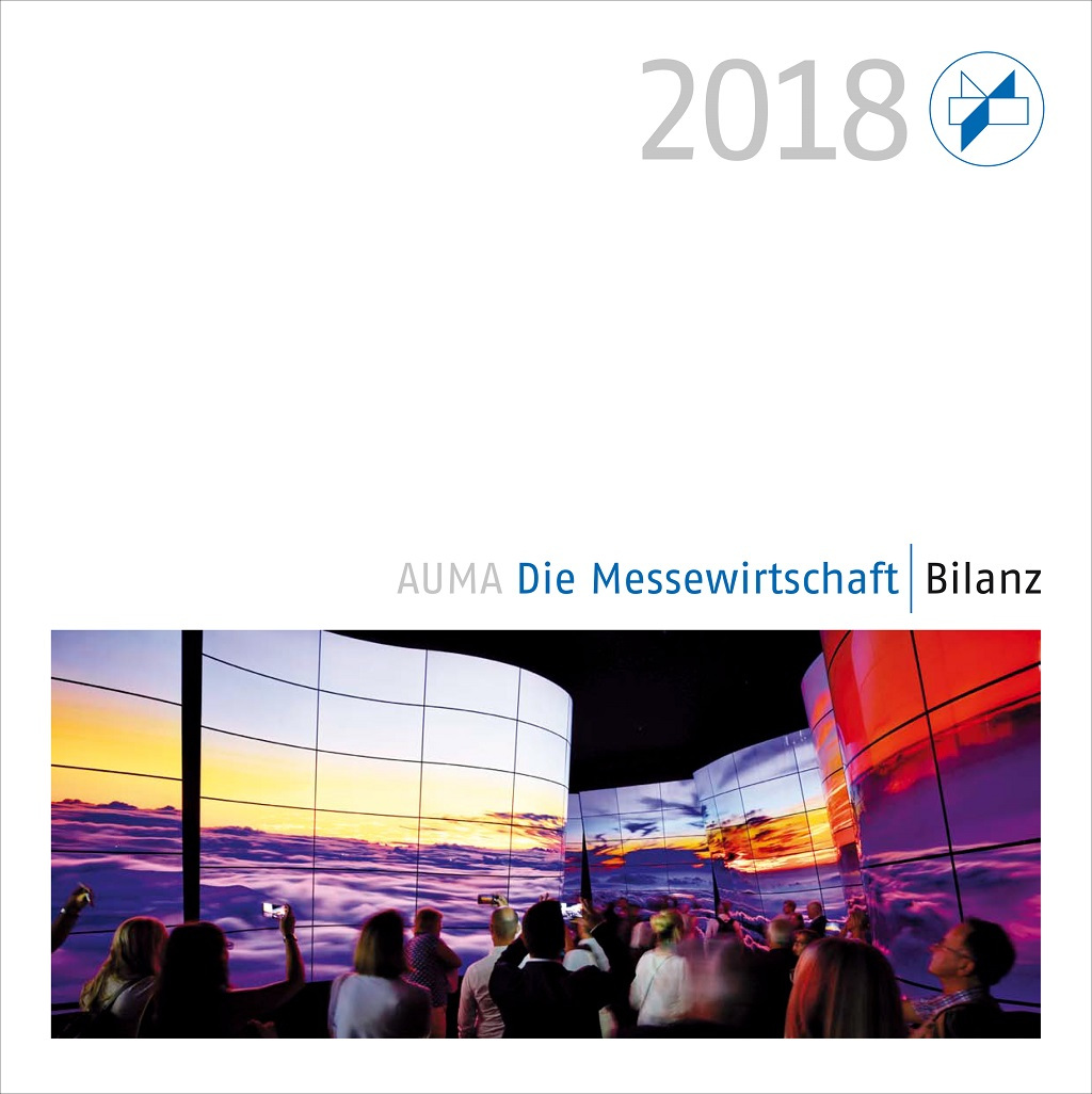 Überblick über die Messeaktivität der deutschen Wirtschaft und die Arbeit des AUMA