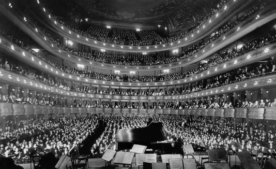 Oper, Konzert, Musik