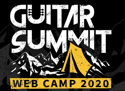 Guitar Summit Web Camp 2020