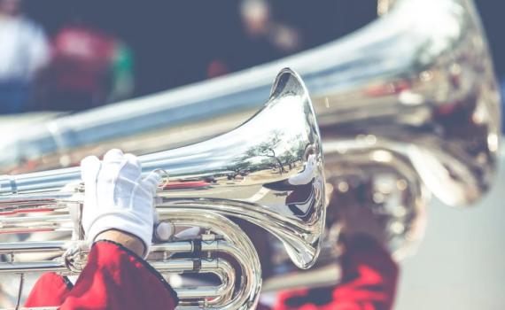 Trompete, Orchester