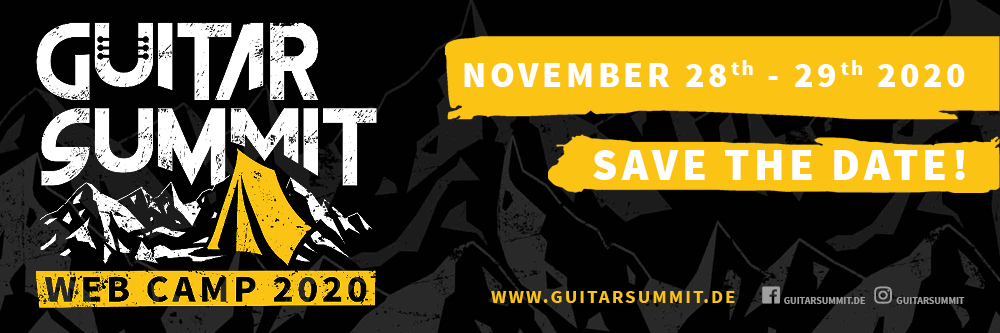 Guitar Summit 2020