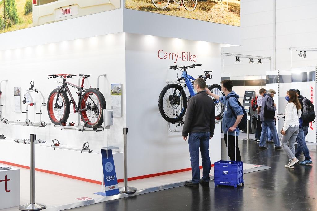 Caravan Salon 2020 in Düsseldorf